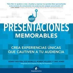 Presentaciones memorables // Kenny NGuyen, Gus Murillo, Robert Killeen y Luke Jones // Empresa Activa