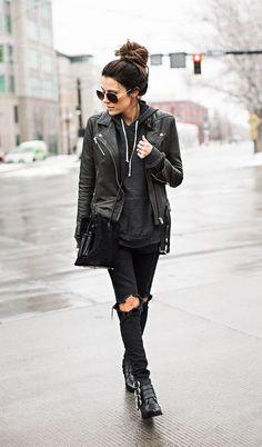 Leather | Hello Fashion | Bloglovin'