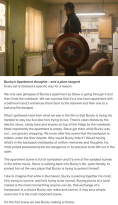 *cries intensely* I WAS THINKING THESE EXACT THINGS IN THE THEATER!