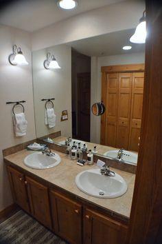 TC 8750 bathroom