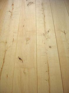 Ivoor beuken vloer