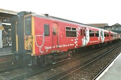 455853 South West Trains, Southern Railways