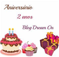 Dream On: Sorteio: Aniversário do Dream On