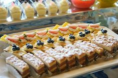 Another pic of Sweets buffet for weddig