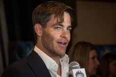 Chris Pine Attends 'The Finest Hours' Boston Premiere 29/01/16