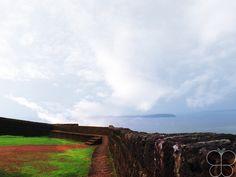 Aguada Fort  http://www.hikeezee.com/explore/destinations/aguada-fort-3600    #fort #sea #goa