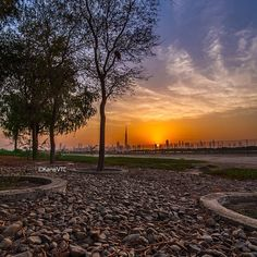 Sunset Fever by Fahad Afrooz Dubai Travel Guide, New Number, Gods Creation, Milky Way, Travel Guides, Things To Do, Sunrise, Travel Photography, Landscape