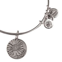 Alex and Ani Daughter Expandable Wire Bangle Russian Silver  I want this so bad! Going on my Christmas list
