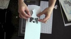 stampin up tutorials 2014 framelits - YouTube