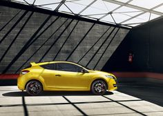 Renault Megane-rs Cupe 2011