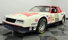 Pick of the Day: 1986 Chevrolet Monte Carlo NASCAR racer | Classic ...