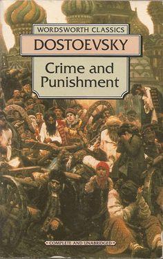 dostoevskyRaskolnikov, Suç ve Ceza , Fyodor Dostoyevski
