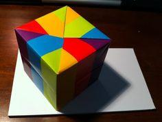 Origami Maniacs: Origami Pandora's Box By Yami Yamauchi