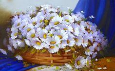 cuadros al oleo de flores (4)