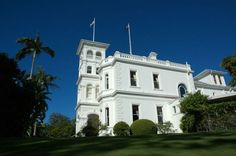 Fernberg, which is German for 'distant mountain' was aptly named by its first owner and resident in merchant and later MP Johann Heussler. Old Windmills, Underwater City, Old Building, Brisbane, Old Things, Australia, Culture, Mansions, History