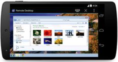 Google launches Chrome Remote Desktop for Android, letting you access PCs and Macs on the go