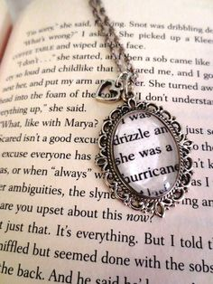 Looking For Alaska necklace