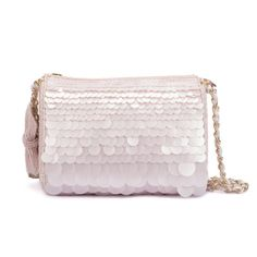 Angel Glow Duffle - The subtle pink shine duffle can be carried at your dressy affairs and special occasions. If you are a bridesmaid, then you shouldn't search anymore! Get dressed in your florals and sling this duffle along to a world of gorgeousness! http://www.ruchehues.com/collections/dressy-affair/products/pink-angel-glow-duffle