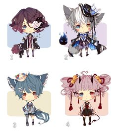 [CLOSED] ADOPT 11 by Minn-Adoptables.deviantart.com on @DeviantArt