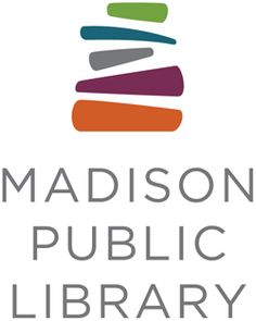 Madison Public Library revealed its new logo to nearly 700 library customers at a recent summer reading celebration to emphasize the breadth of services it . Library Logo, Library Events, Little Free Libraries, Free Library, Book Logo, Baby Gym, Motor Activities, Writing Skills, Brand Identity