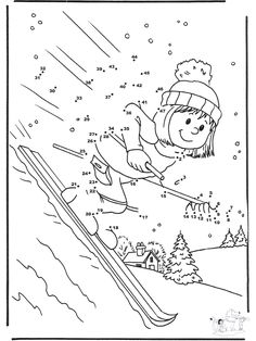 Winter Sports Coloring Pages - Winter Sports Coloring Pages , Bluebonkers Free Printable Winter Coloring Sheets Coloring Pages Winter, Sports Coloring Pages, Colouring Pages, Color Activities, Winter Activities, Olympic Crafts, Olympic Games, Winter Thema, Preschool Sight Words