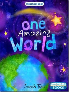 This is a great preschool picture book all about our amazing world and the different kinds of places in it.