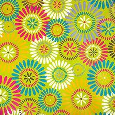 Garden Wheels Gift Wrap from The Container Store, $4.75