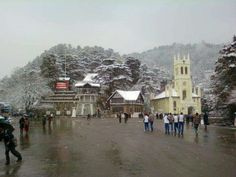Some use full information about Shimla, India  by Pulse Rate Tours  via slideshare