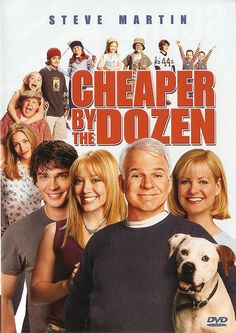 Just watched this the other day for the first time and it was great!!!! #cheaperbythedozen