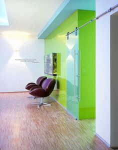 Dental Solutions zahnarztpraxis in Lampertheim.  Caparol Farben