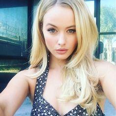 Blonde beauty #blonde #blondehair