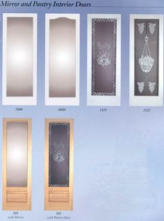 Superieur Pantry Doors | Pricing On All Pantry Doors Starts At$500.00 For Paint Grade  ~