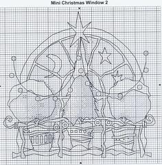 PUNTO EN CRUZ PATRONES MICHAEL POWELL (pág. 15)   Aprender manualidades es facilisimo.com