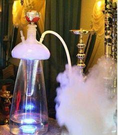 All glass hookah shisha Shroomaleh   Collectibles, Tobacciana, Hookahs   eBay!