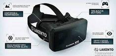 Resultado de imagen de gafas de realidad virtual