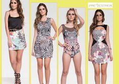 Estampas para marca de roupas femininas.