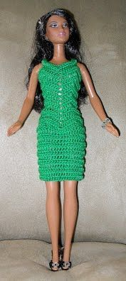 Zig Zag Short Dress - Hazel3Crochets - free pattern