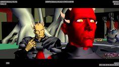 The Clone Wars - Animating Darth Maul