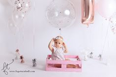 Olivia   Cape Town cake smash photographer » Cape Town Newborn Photographer   Faye Turnbull Photography