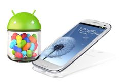 Samsung In Progress For Android 4.1 update for Galaxy S III  #samsunggalaxysiii   #samsungandroid41jellybeenupdate   #android41jellybean   #google   #galaxys3