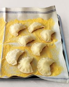 This is the best basic dough recipe for Pierogi I know. The dough is so forgiving even I could do it!!