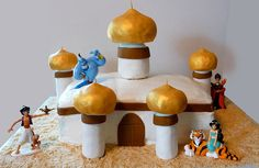Aladdin cake by bellawest, via Flickr
