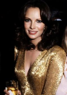 """JACQUELYN ELLEN """"JACLYN"""" SMITH, BORN: 10-26-1945 AMERICAN ACTRESS and BUSINESSWOMAN."""