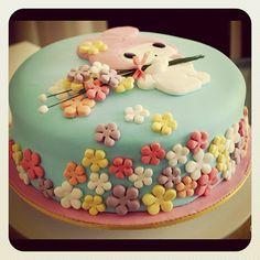 Fondant My Melody Cake