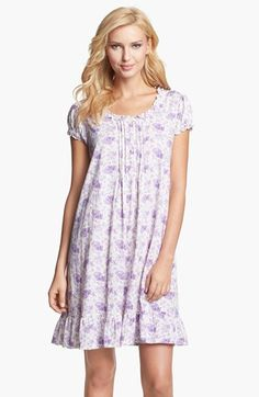 4a239abbdd Lauren Ralph Lauren  Dunmore  Cotton Jersey Nightgown