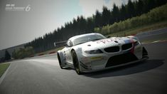 Z4 M at Spa-Francorchamps.