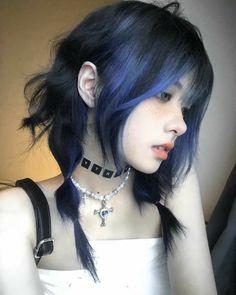 Hair Dye Colors, Hair Color, Hair Inspo, Hair Inspiration, Shot Hair Styles, Hair Reference, Dye My Hair, Scene Hair, Aesthetic Hair
