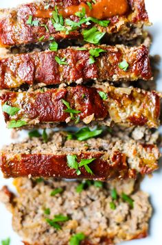 Whole30 Classic Meatloaf - The Defined Dish - Recipes