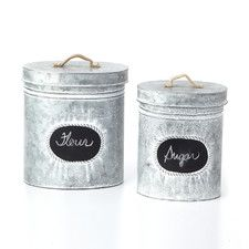 Kitchen Canisters & Jars | Wayfair