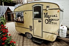 Manual Labour Coffee Camper